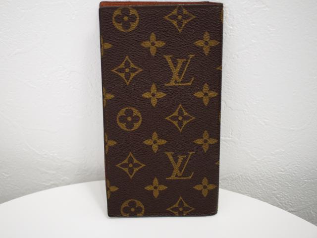 ルイヴィトン 手帳