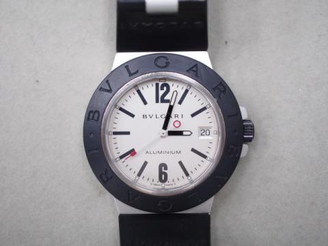 ブルガリ 時計 アルミニウム