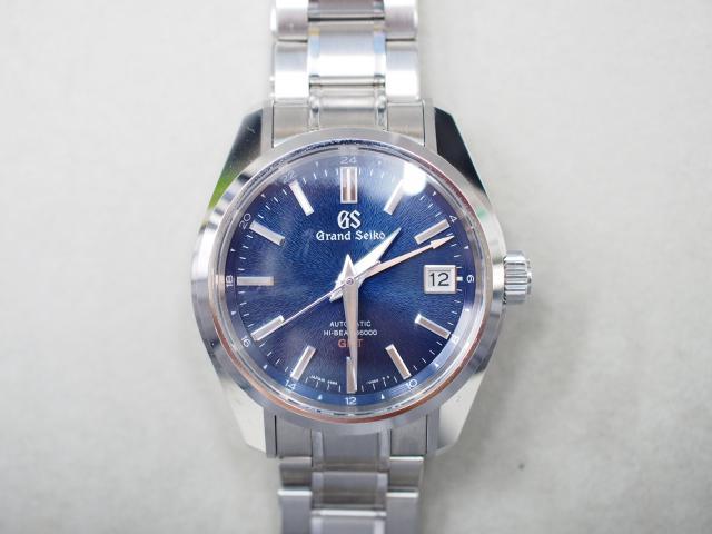 グランドセイコー 時計 メカニカルハイビート 9S86