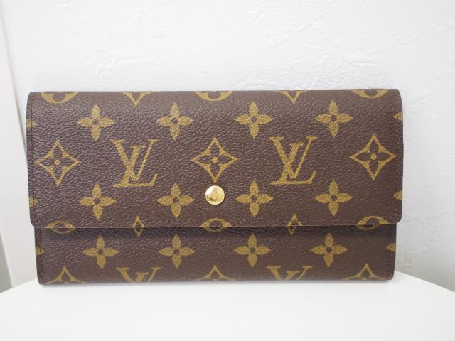ルイヴィトン 財布 M61215 ポルトトレゾールインターナショナル