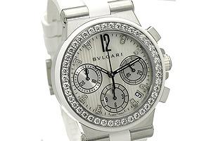 時計などについているダイヤモンドについて