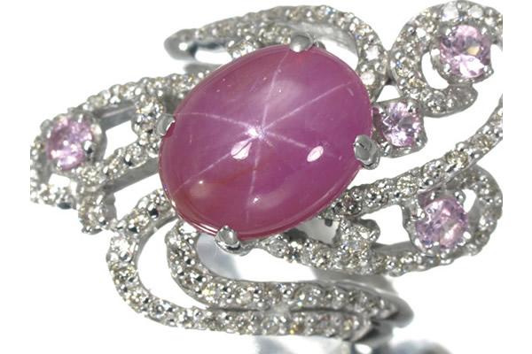 宝石の女王・ルビー。その美しさや古代から続く価値を解説。